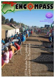 Issue 15 - Goodna Scout Group - Scouts Queensland