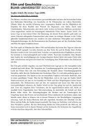Sophie Scholl. Die letzten Tage (2005) - Juristische Fakultät der ...