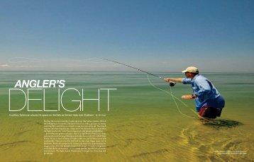 Angler's Delight - Tom Keer