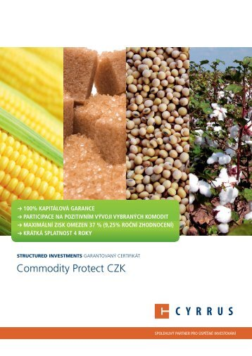 Commodity protect CZK.pdf - Cyrrus