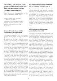 wald und dem Buchenurwald Uholka in der Westukraine - WSL