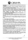 CRM-PA - Conselho Regional de Medicina do Estado do Pará - Page 5