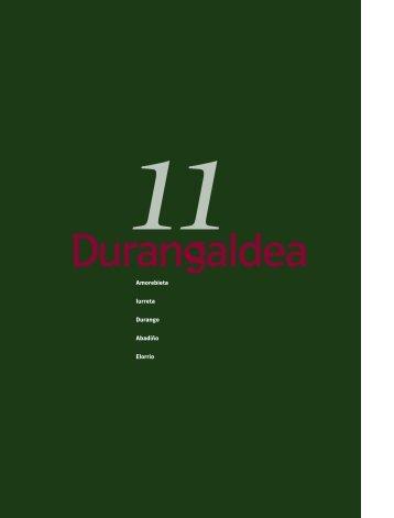 11. ibilbidea: Durangaldea - mybilbaoBizkaia