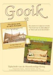 Nummer 92.qxd - Heemkundige Kring van Gooik