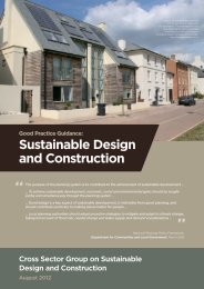 Sustainable Design and Construction - Breeam