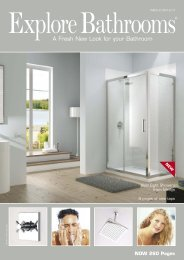 A Fresh New Look For Your Bathroom - Sussex Plumbing Supplies