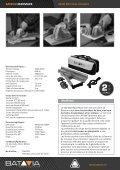 Multi Mini Scie circulaire MadMaxx - BATAVIA.eu - Page 2