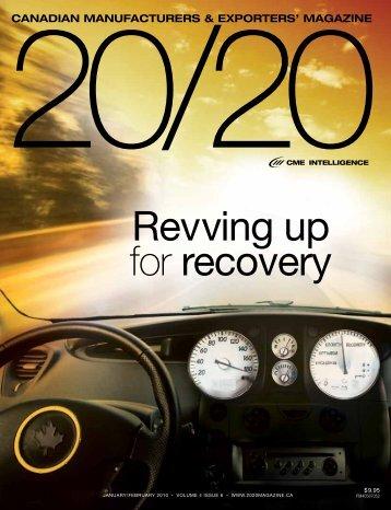 2010 - 20/20 Magazine
