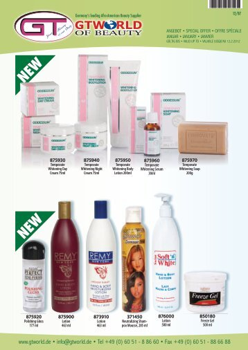 NEW NEW - Afro-American Beauty Shop