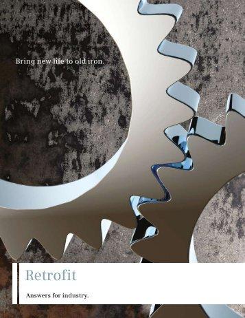 Retrofit - Siemens Industry, Inc.