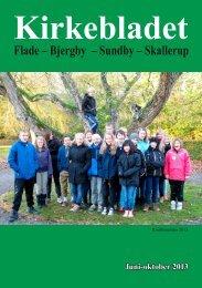 kirkebladet Sommeren 2013 her - Bjergby