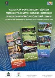 Master plan razvoja turizma i očuvanja prirodnih vrijednosti - REZ
