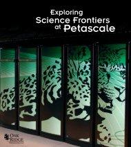 at Petascale - Oak Ridge National Laboratory