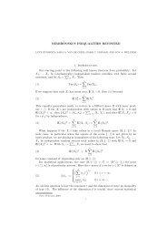 Nemirovski's Inequalities Revisited. - Functional Analysis