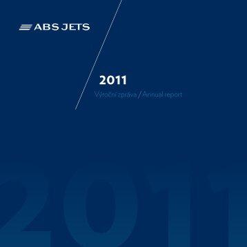Výroční zpráva / Annual report