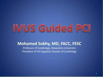 Mohamed Sobhy, MD, FACC, FESC