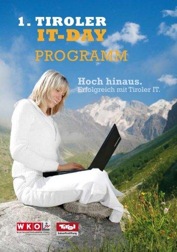 1. Tiroler iT-Day - Creative Bits