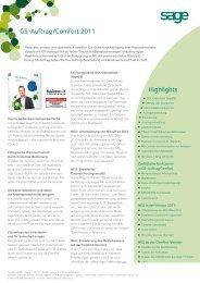 100001 GS Auftrag Comfort 2011.indd - Waltersoftware