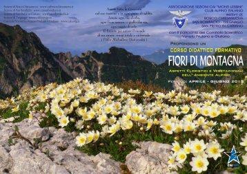 scarica il programma dettagliato - Club Alpino Italiano – Comitato ...