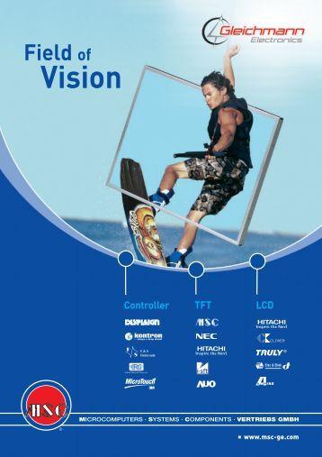 STN Graphics LCD Displays - MSC Vertriebs GmbH