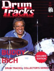 A Tribute to Buddy Rich from Louie Bellson - Dave Black Music