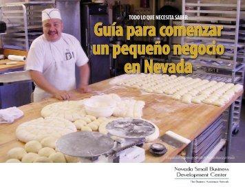 Guía para comenzar un pequeño negocio en Nevada