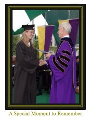 Commencement Photos - Lowell House