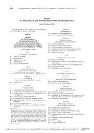 Gesetz zur Neuordnung des Kreislaufwirtschafts - IHK ...