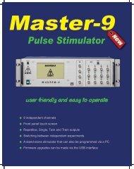 Pulse Stimulator - SCOP-PRO