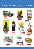 3. Auktion historischer Werbung und Reklame 3 ... - Antico Mondo - Seite 2