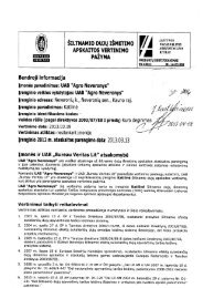 UAB Agro Neveronys pažyma - Kauno regiono aplinkos apsaugos ...