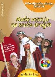 Revija za kolednike - misijonsko središče slovenije