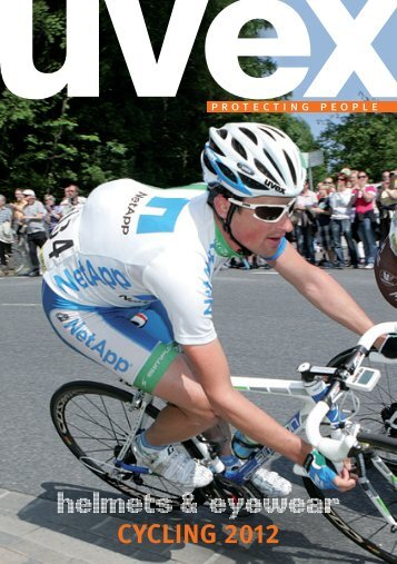 Download uvex Endkunden Flyer 2012