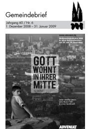 Gemeindebrief Nr. 5, 01.10.-30.11 ... - St. Maria Stuttgart