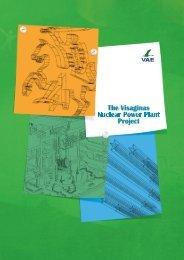 Visagino atominė elektrinė - Visagino atominės elektrinės projektas