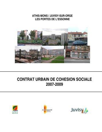 CONTRAT URBAIN DE COHESION SOCIALE - crpve