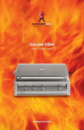 GasJoe Ultra - Kamado Joe