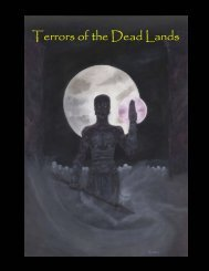 Terrors of the Dead Lands