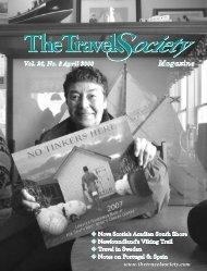 Nova Scotia - The Travel Society