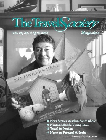 Nova Scotia - The Travel Society