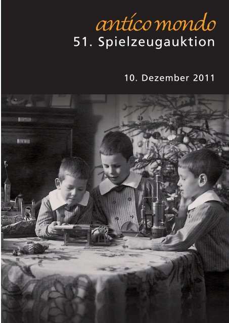 51. Auktion - Antico Mondo