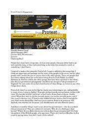 PDF Transcription Shaykh Hamza Yusuf - Radical Middle Way