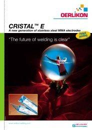 CRISTAL™ E - Air Liquide Welding