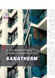 Vnější tepelně izolační kompozitní systémy (ETICS)