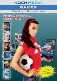 GAMES - Nov€novanta. La Nuova Linea Di Giochi Budget