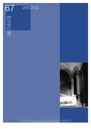 Rivista n° 67 1a parte - Ordine degli Architetti della Provincia di ...