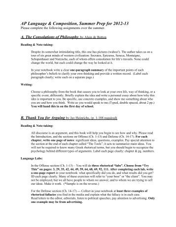 practice ap literature essay prompts Free ap english literature practice tests with advanced reporting, full solutions, and progress tracking students are given one hundred and twenty minutes during which to compose responses to about three essay prompts certain prompts may present students with a passage and ask them to analyze particular aspects.