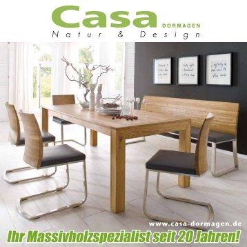 Casa Dormagen 10 free magazines from casa massivmoebel de