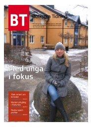 Länk till Botkyrka Tidning 1/2009 i pdf-format - Socialdemokraterna