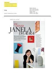 Janela da Aura. Casa Vogue, Junho de 2013